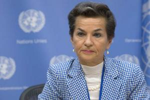 Christiana Figueres: infrastructure bonds should be green bonds