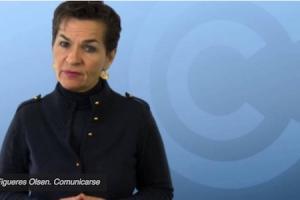 Christiana Figueres llama a apoyar el uso de bonos verdes para proyectos de infraestructura